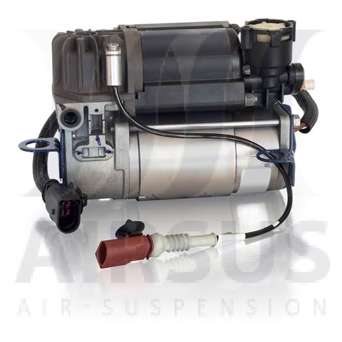 Audi A6 C5 4B Allroad Air Suspension Compressor + Thermosensor 4Z7616007